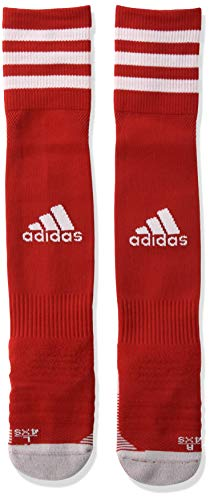 adidas Unisex Erwachsene Adi 18 Socks, power red/White, 31-33