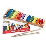 Enfants/Glockenspiel Xylophone avec 12tons, 32cm–3809
