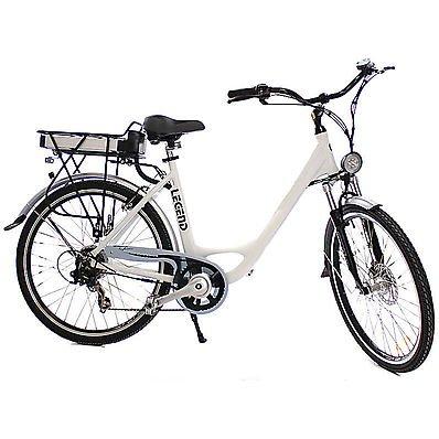 """Bici Elettrica Legend 26"""""""
