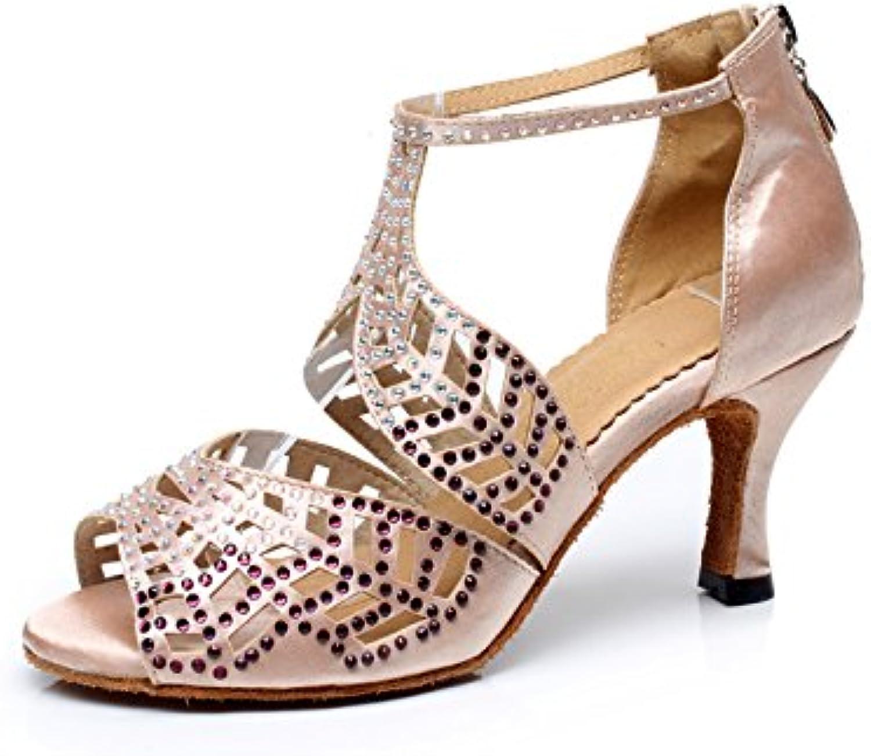 9465a4f5e623fa la femme est sexy du latin jazz jChaussure chaussures chaussures chaussures  de danse ballroom latin tango partie chaussures à talons, ...