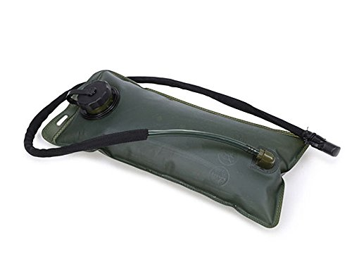 Borraccia 3litro-adatto per tutti i tipi di idratazione-Sacca d' acqua Storage Bag-Serbatoio d' acqua confezione per zaino sistema di idratazione 3L