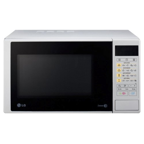 LG MH6342DS - Microondas y grill, 23 litros, 800W