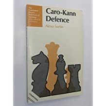 Caro-Kann Defence (Tournament Player's Repertoire of Openings)