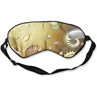 Beach Sea Shells Art Sleep Eyes Masks - Comfortable Sleeping Mask Eye Cover For Travelling Night Noon Nap Mediation... preisvergleich bei billige-tabletten.eu