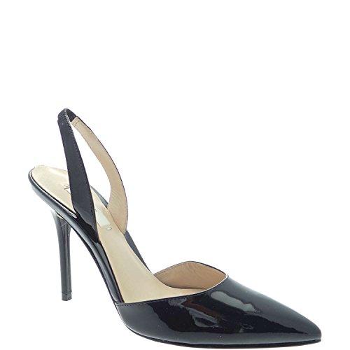 Guess FL2PASPAT05 Sandales Femme Noir