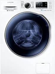 Samsung WD80J6400AWEG Waschtrockner /1088 kWh / 8 kg Waschen / Weiß / SchaumAktiv Technologie