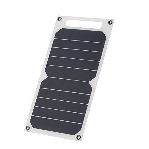 Docooler 10w caricatore solare pieghevole sottile di silicio monocristallino porte usb 5v alta effiency per iphone 6s / 6 / per ipad galaxy s6 / s7 / edge / nexus 5x / 6p altre attività esterne
