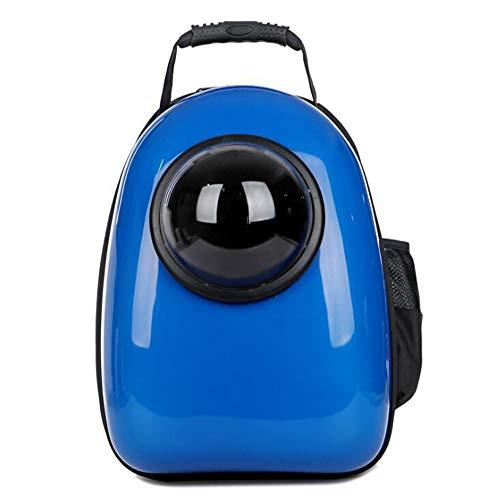 Black Banba Tragbare PET Space Rucksack Aus Wasserdichten PET-Beutel Atmungsaktive Katze Beutel Hund Rucksack Tier Vorräte,I