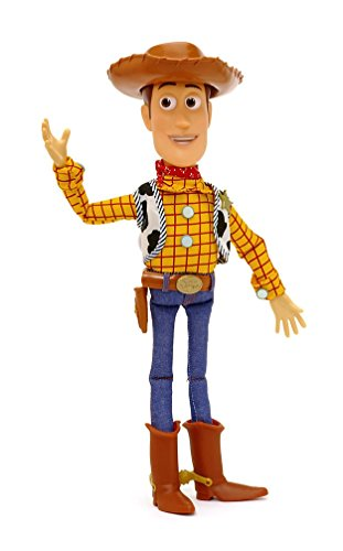 Toy Story Pull String Woody 16' Talking Figure - Disney Exclusive by Samorthatrade