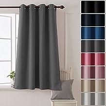 gardinen wohnzimmer modern kurz
