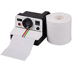 Graybird Porte-Papier Toilette Style Appareil Photo Polaroid
