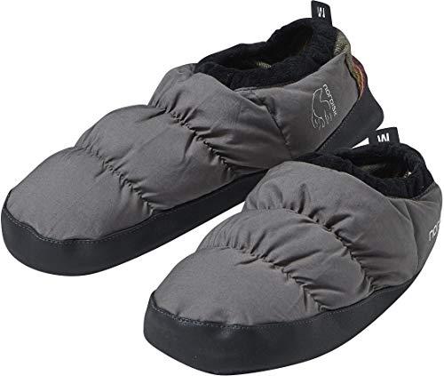 Nordisk Hermod Down Shoe Daunenschuhe Schuhe, Bungy Cord/Black Size M -