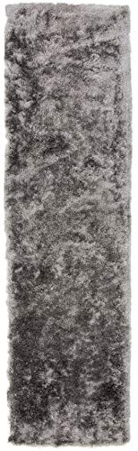 CarpetFine: Alfombra Shaggy Pelo Largo Breeze Pasillo