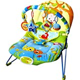 Best Baby Swing And Bouncers - Musical Melodies Baby Bouncer/Rocker with Vibration and 3 Review