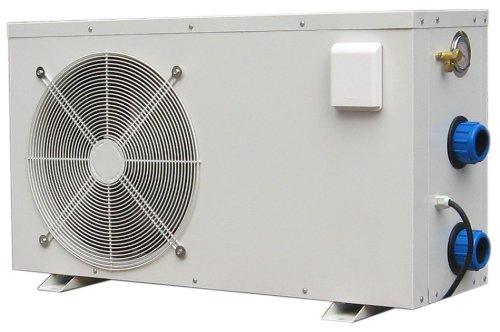 Steinbach Luft-Wärmepumpe, Waterpower 3500, Heizleistung 3,9 kW, Kühlleistung 2,7 kW, Anschluss 220 V/0,78 kW, Schalleistung dB(a) 47, Wasseranschluss Ø 50 mm, 049203