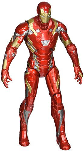 Marvel Select Captain America Bürgerkrieg Iron Man Mark 46 Action Figur