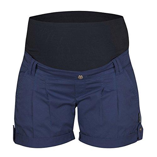 2HEARTS Short de grossesse dress blues pantalon de grossesse pantalon de grossesse 12 cm