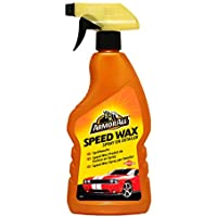 Armor All 1835120 AA44500B Speed Wax Spray 500 ml - ukpricecomparsion.eu