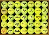 20 X Tennis Balls - Top Condition - Used - Ideal For Fun Tennis - Kids - Dogs