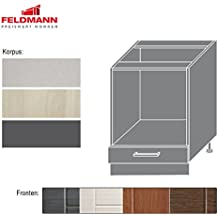 suchergebnis auf f r unterschrank herd. Black Bedroom Furniture Sets. Home Design Ideas