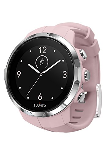 Suunto, Spartan Sport Pink, GPS Watch for Multisport Athletes, Unisex, 10 Hrs. Battery Life, Water Proof, Colour Touch Screen, Pink, SS022674000