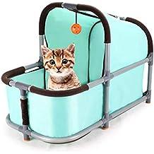 GJ Cama para Gatos Cama para Gatos Suministros para Mascotas Cama para Gatos recién Nacidos Leche