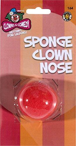 Clownnase, Clown, Nase, Rot, Fasching, Karneval