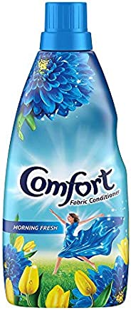 Comfort After Wash Fabric Conditioner Morning fresh variant for all day freshness and lasting fragrance, 860 m