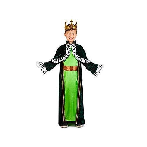 Kostüm Gaspar - Zzcostumes ANYDISFRAZ - Magic King Kostüm Gaspar GRÖßE 10-12