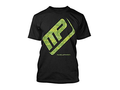musclep Harm The Military – T-shirt Nero XXL - 41xr6vxREjL