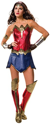Deluxe Wonder Woman Fancy dress costume Small (Deluxe Wonder Woman Kostüm)