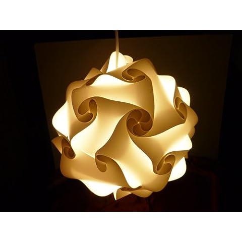 Lámpara de techo (talla mediana)