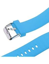 ELECTROPRIME 2X Silicone Gym Fitness Wrist Band Bracelet Wristband For Polar A360 Watch