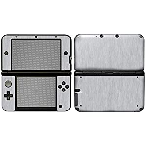 atFoliX Designfolie (Zubehör) – Struktur Skin Aufkleber kompatibel mit Nintendo 3DS XL (2012)