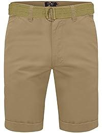 f36a07d8 Zara Mens Chino Shorts Bottom Knee Length Cargo Combat Pants Cotton Casual  30-48