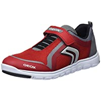 Geox Boys J Xunday B Low-Top trainers