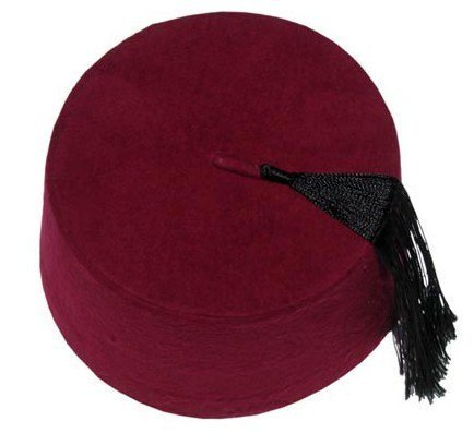 rkish Fez Fes Doctor Who Hat Tassel - Large by The Turkish Emporium ()