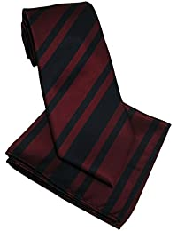 Royal Engineers Tie & Matching Pocket Square