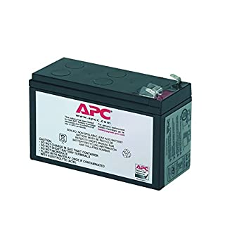 APC RBC17 UPS Replacement Battery Cartridge for APC - BE700G,  BK650EI and select others