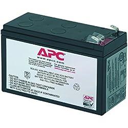 APC RBC17 - Batterie de remplacement pour Onduleur APC BE700G-FR, BK650EI
