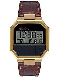 Nixon Reloj Adultos Unisex de Digital con Correa en Cuero A944-849-00