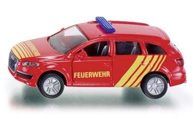 Siku Siku Feuerwehr-Einsatzleitwagen 1460