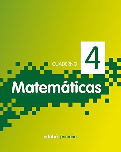 Cuaderno 4. Matemáticas 2 - 9788468300856