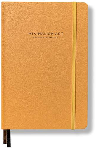 Minimalism Art Premium Edition Notebook Journal, Zusammensetzung
