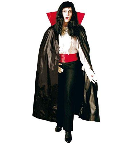 Halloween Vampir-Cape, wasserabweisend, Halloween, Party, Karneval, Vampir, Mottopartz (Süße Mardi Gras Outfits)