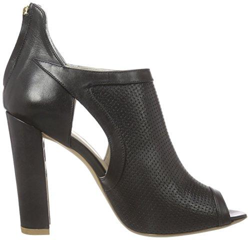 Fersengold Istanbul, Chaussures bateau femme Noir - Noir