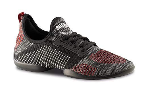 Suny 4015 Pureflex - Zapatillas Baile Hombre, Hombre