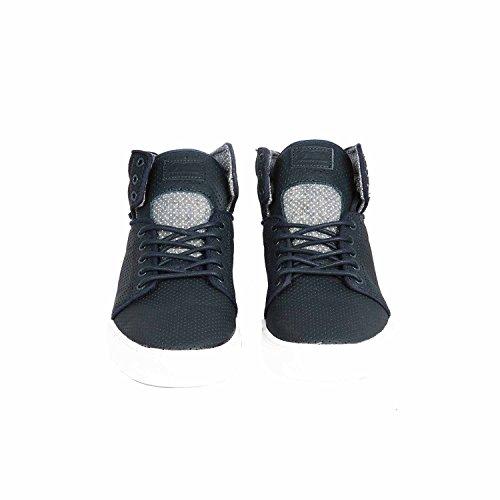 Vans Alomar Skate-Schuhe reverse navy white