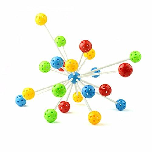 amum Kinder DIY Bausteine Spielzeug-Set für Kinder Intelligenz Bildung Spielzeug Geschenke ()