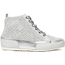 b4c6586f5e Amazon.it: Scarpe Sneakers Donna Bianche - CafèNoir